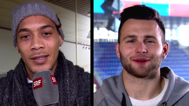 Video «Hoarau und Steffen im Video-Fernduell» abspielen
