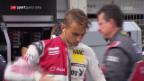 Video «Zu Besuch bei DTM-Fahrer Nico Müller» abspielen