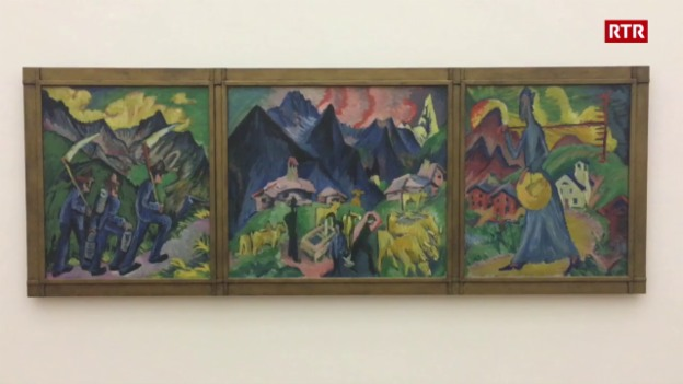 Laschar ir video «Museum Kirchner Tavau»