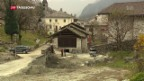 Video «Bewohner dürfen wieder in ihre Häuser» abspielen