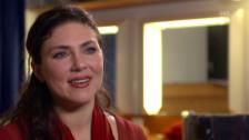 Video «Annette Dasch über Beruf und Familie» abspielen