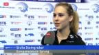 Video «Turnen: Interview mit Giulia Steingruber» abspielen