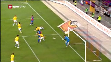 Basel gewinnt gegen Zürich 4:0