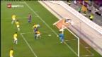 Video «Basel gewinnt gegen Zürich 4:0» abspielen