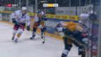 Video «Zug siegt gegen die ZSC Lions im Penaltyschiessen» abspielen