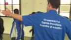 Video «Schweiz bereitet sich auf mehr Flüchtlinge vor» abspielen