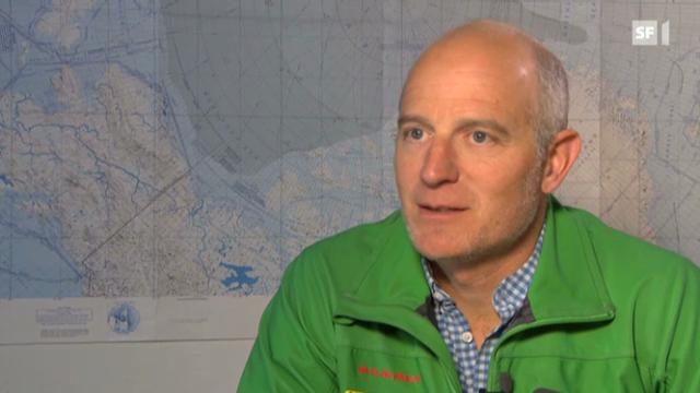 Die Helden vom Nordpol: Thomas Ulrich