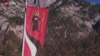 Video «Fahnen-Panne in Ennenda» abspielen