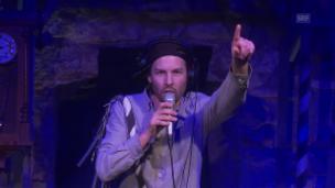 Video «Beswingte Fasnacht: Elektroswing mit «DJ Vorwärts Marsch»» abspielen