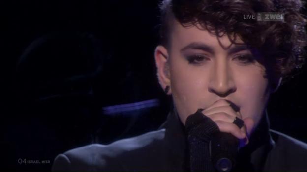 Video «#04 Israel: Hovi Star mit «Made Of Stars»» abspielen