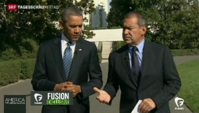 Video «Obama äussert sich zu Abhörskandal» abspielen