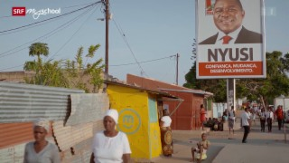Video «Entwicklungshilfe: Der Fall Mosambik» abspielen