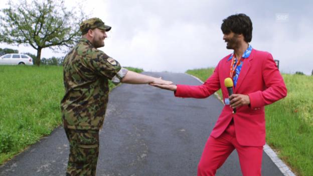 Video «Komm in meine Armee!» abspielen