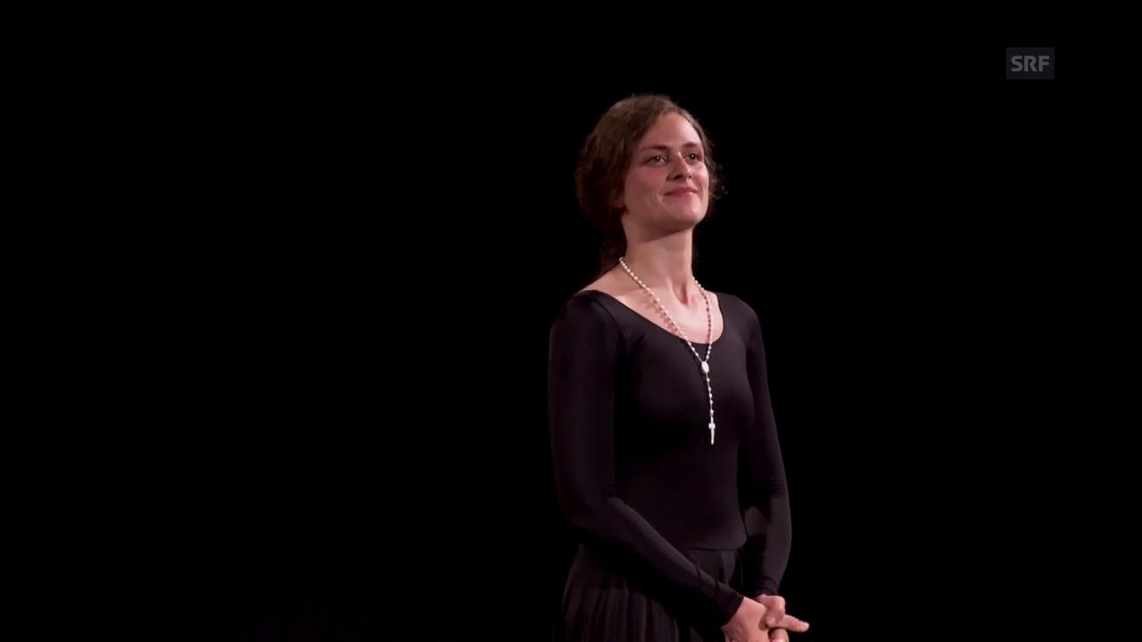 2. Jahr: Antonia als Maria Stuart