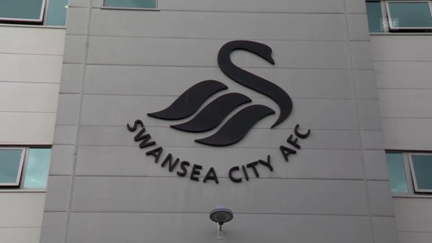 Video «Swansea: Die Waliser in Europa» abspielen