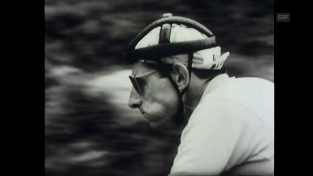 Video «1952 gewinnt Coppi den Giro – nicht aber die Schweizer Etappe» abspielen