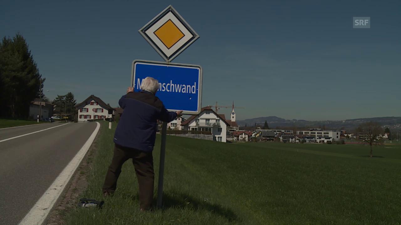 Aus dem Film «Der Dorfchronist»