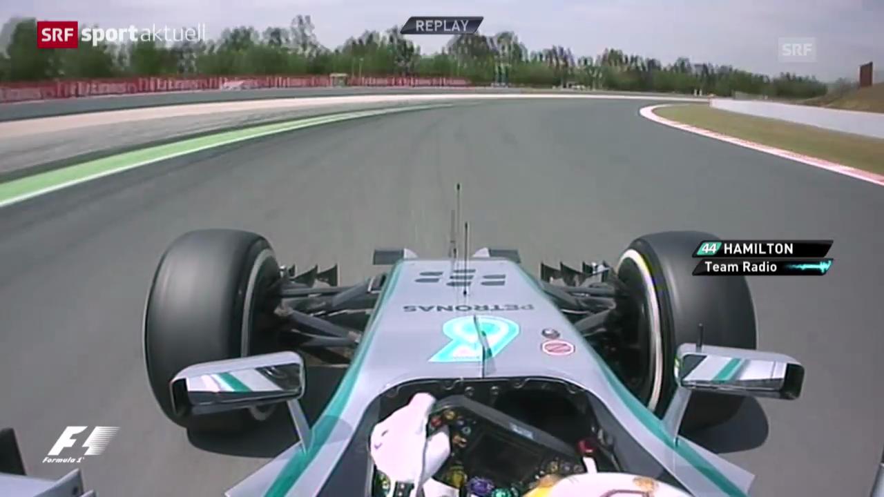 Formel 1: Qualifying in Barcelona