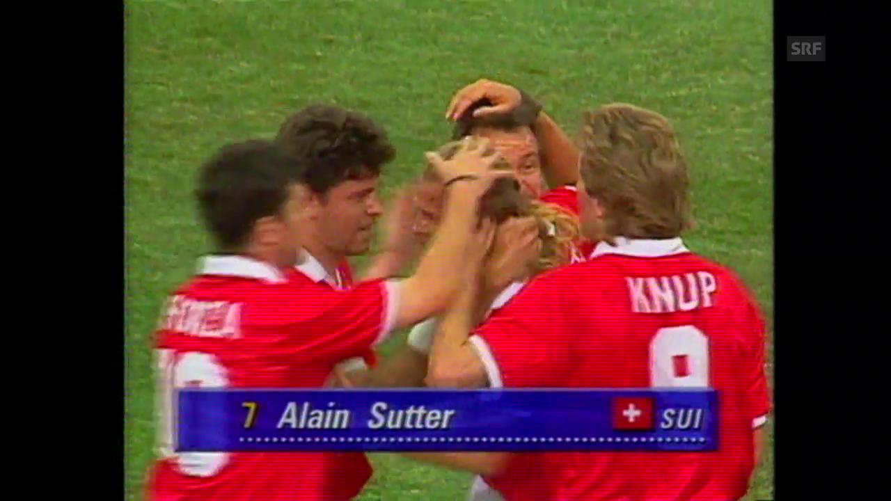 Die Schweizer 4:1-Gala gegen Rumänien