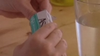 Video «Aspirin gegen welke Blumen» abspielen