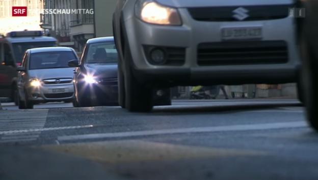 Video «Strassenlärm bleibt problematisch» abspielen