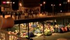 Video «FOKUS: In Budapest gestrandet» abspielen