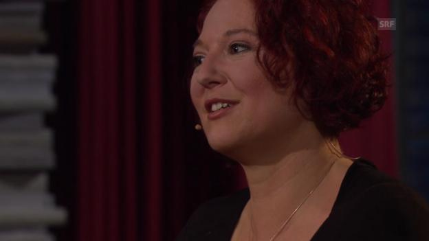 Video «Literaturclub Plus: Was ist Schweizer Literatur?» abspielen
