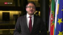 Video «Live-Schaltung zu Sebastian Ramspeck in Strassburg» abspielen