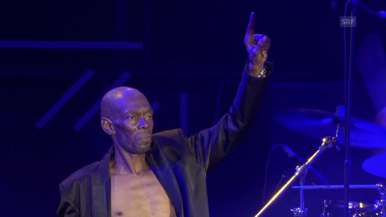 Faithless «We Come One» - Gurtenfestival 2015