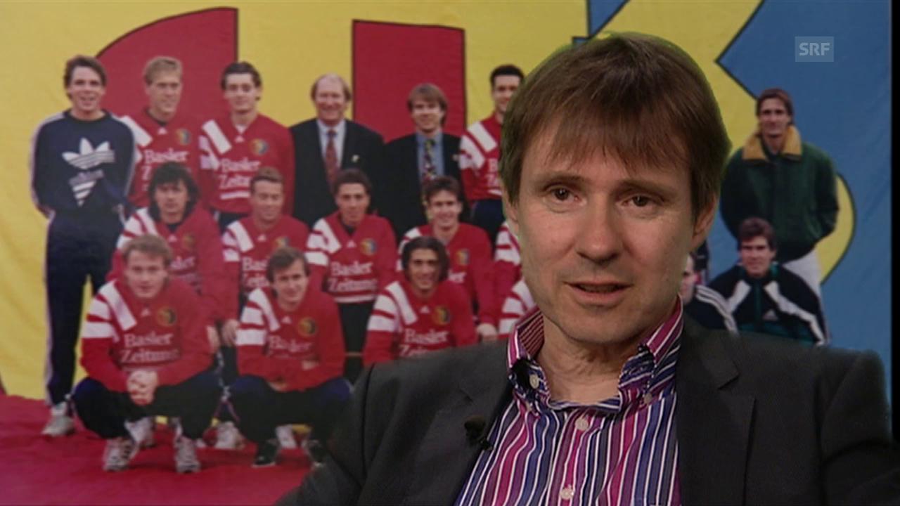 Der neue starke Mann beim FCB: Burgener im «ECO»-Porträt von 2011