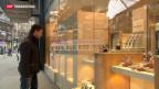 Video «Studie zeigt: Zürcher Bahnhofstrasse trotz steigender Mieten beliebt» abspielen
