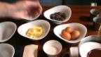 Video «Tobias und Myriam bereiten den Schokoladenkuchen vor» abspielen