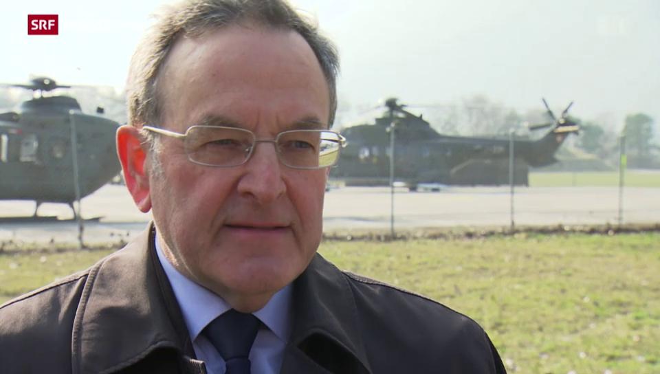 Willi Vollenweider zum Referendum über die WEA
