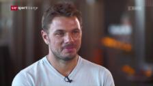 Video «US Open-Sieger Stan Wawrinka im Gespräch» abspielen