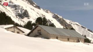 Video «Biosfera Val Müstair: Kompromisse - natürlich belohnt (3/3)» abspielen