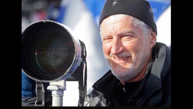 Video «Arno Balzarini - Ein Fotografenleben in sieben Bildern» abspielen