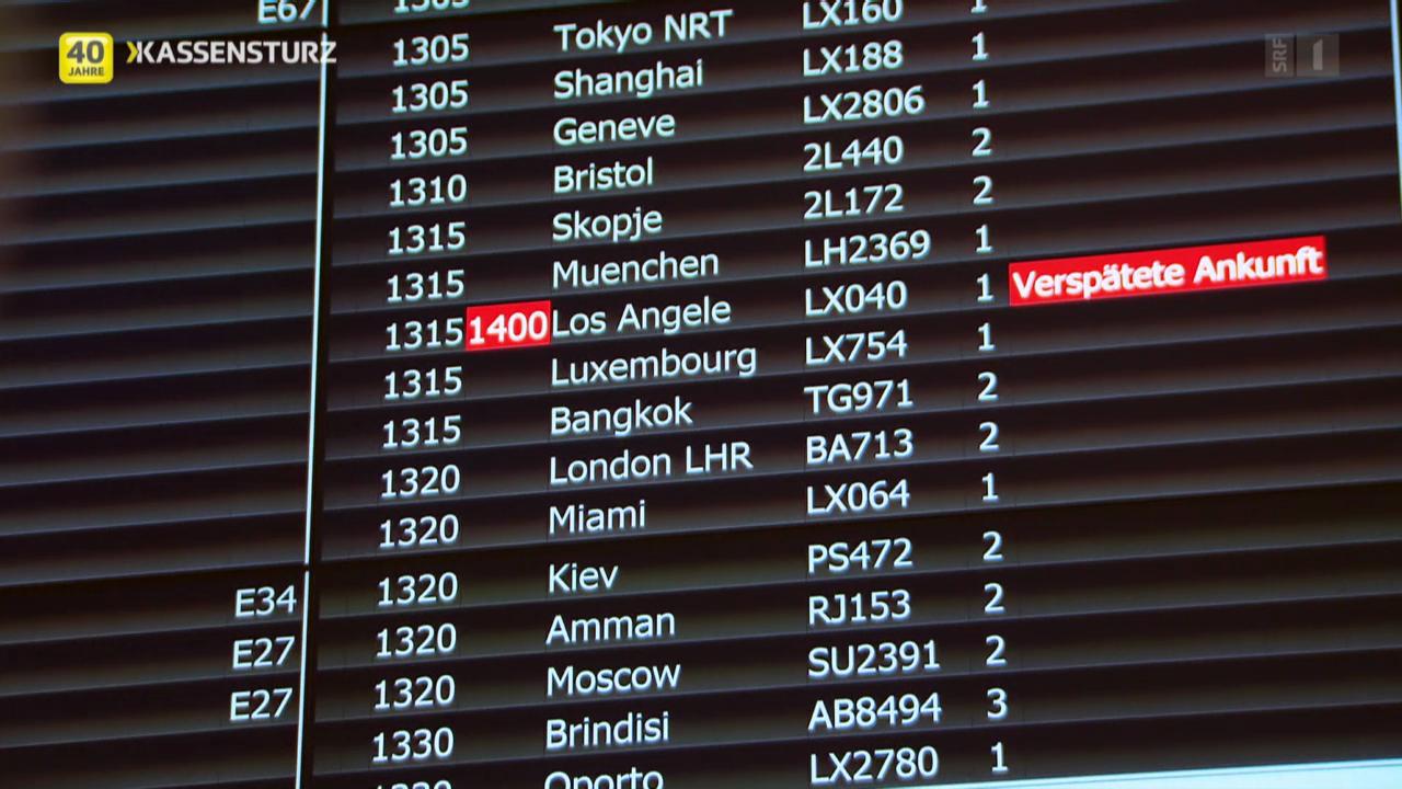 07.01.14: Gebührendschungel bei Flugtickets: Immer mehr Extrakosten