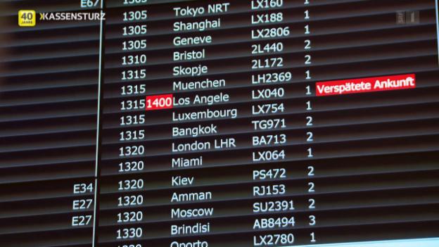 Video «07.01.14: Gebührendschungel bei Flugtickets: Immer mehr Extrakosten» abspielen