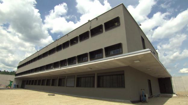 Video «Der Erweiterungsbau in Lenzburg» abspielen
