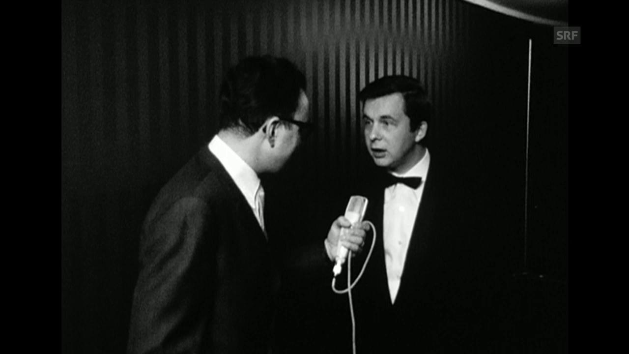 «Kritikerbefragung», Antenne, 2.2.1968