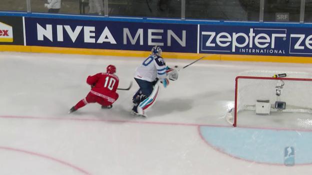 Video «Finnland mit harzigem Startsieg» abspielen