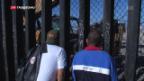 Video «Flüchlinge in Tijuana» abspielen