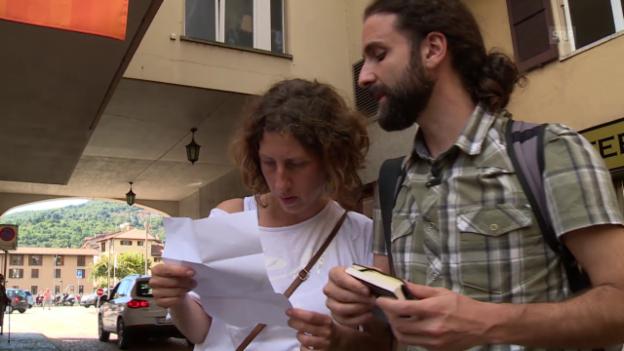 Video «Verloren in Ponte Tresa» abspielen