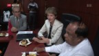 Video «FOKUS: Sommaruga unterzeichnet Migrationsabkommen mit Sri Lanka» abspielen
