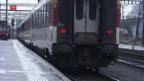 Video «Zugausfälle, weniger Platz und verärgerte Kunden» abspielen