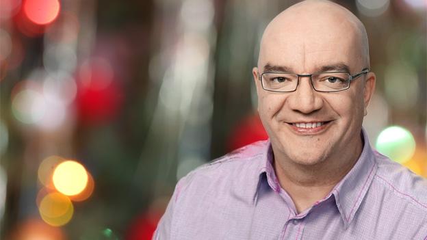 Christian Salzmann: «Wiehnachtsfreud»
