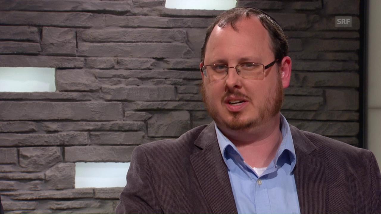 Historiker Leonard Fridman über Engelserfahrungen im Judentum