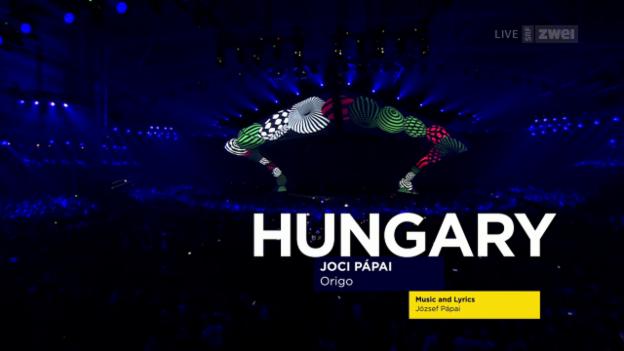 Video «Joci Pápai: «Origo»» abspielen