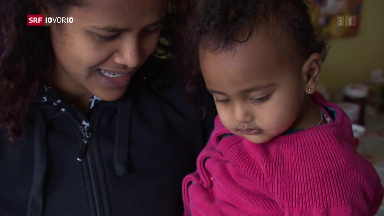 Weniger Asylanträge von Flüchtlingen aus Eritrea