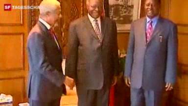 Kenia kann wieder hoffen